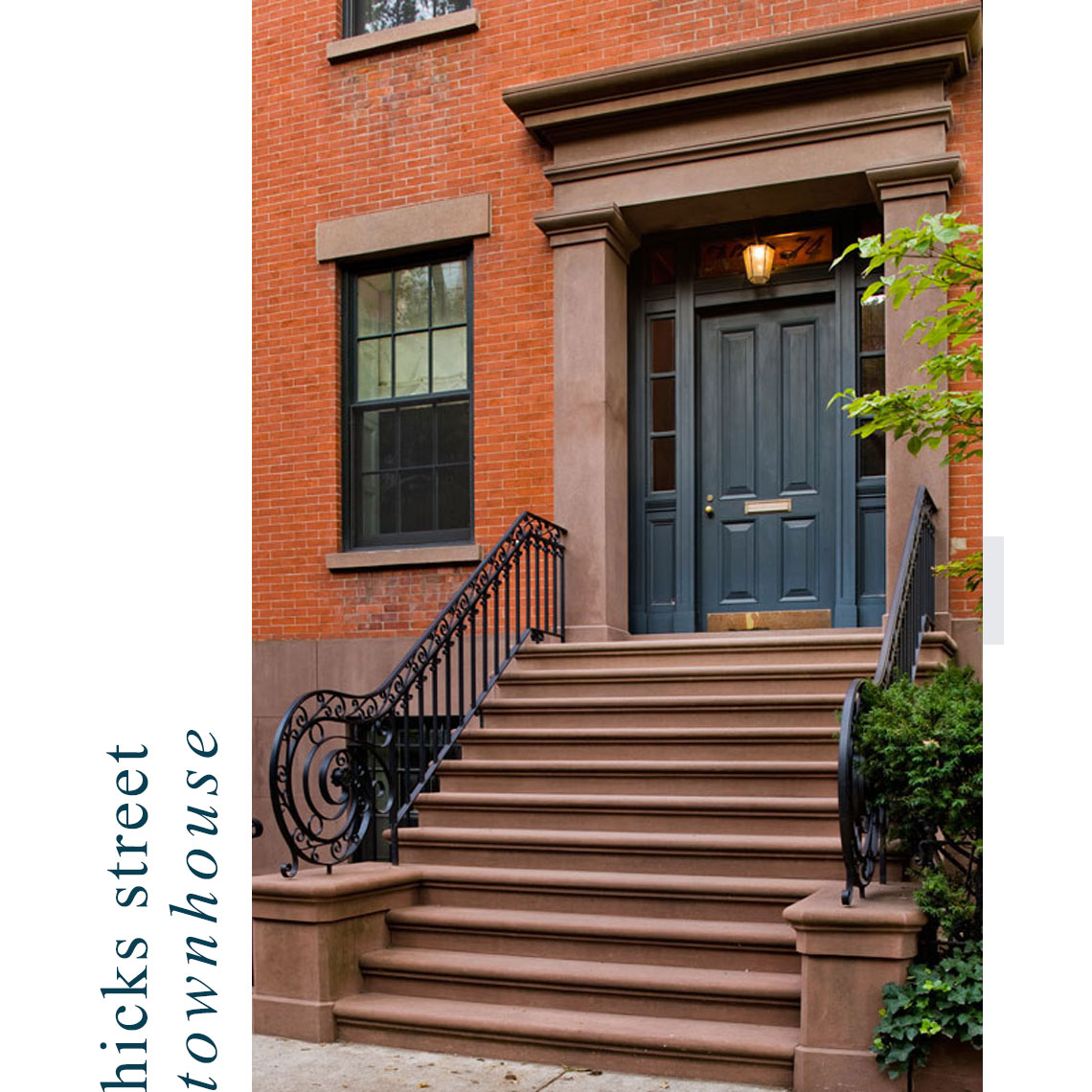 Hicks Street Townhouse